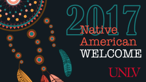 2017 Native American Welcome