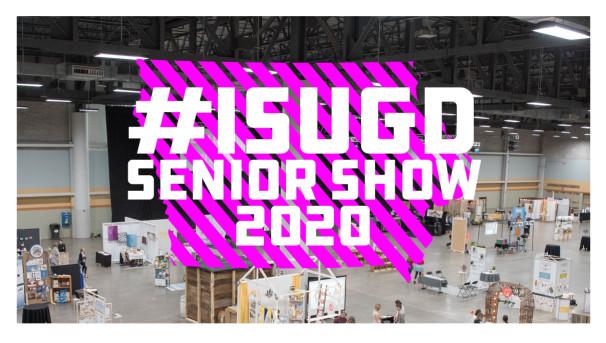 Graphic Design Senior Show Image