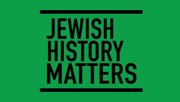 Jewish History Matters Podcast (19) Image