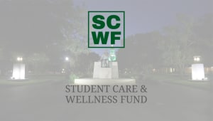 Baylor's Student Care and Wellness Fund