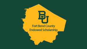 Fort Bend County Endowed Scholarship