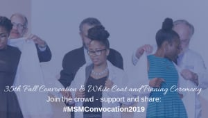 2019 Convocation Crowdfunding Campaign