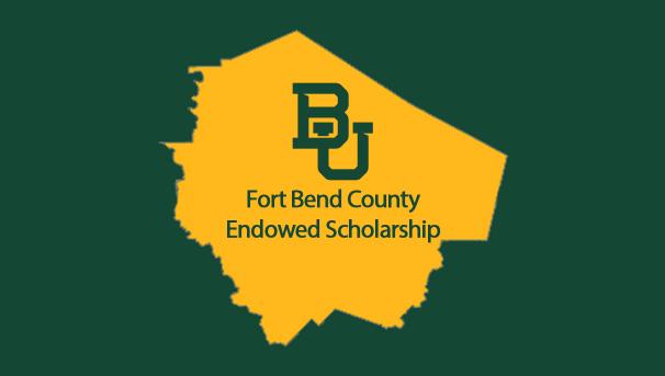 Fort Bend County Endowed Scholarship Image