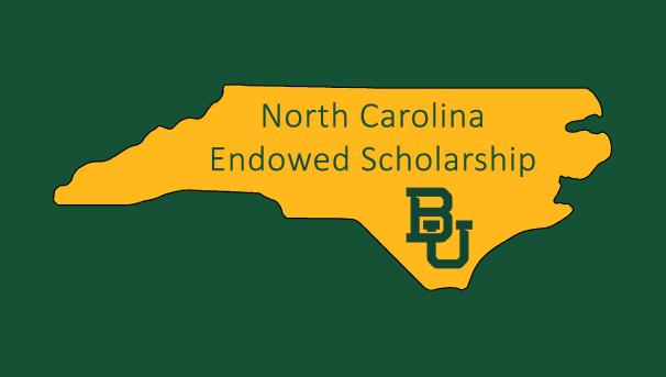 North Carolina Endowed Scholarship Image