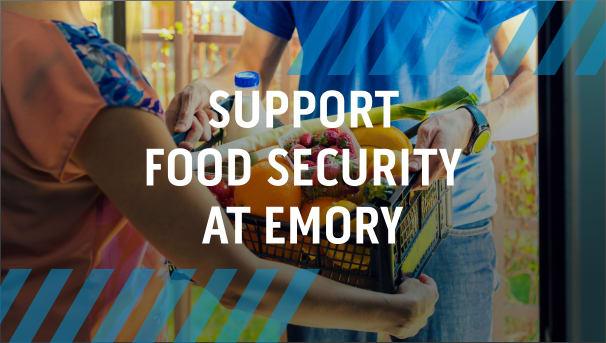 Emory Cares Supports Student Food Security Image