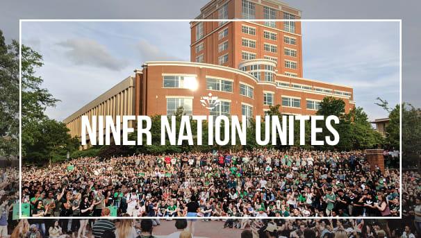 Niner Nation Unites Image