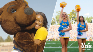 Calling all Bruins: Support our UCLA Spirit Squad!