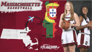 UMass Women's Basketball Foreign Trip