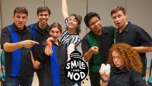 Smile and Nod Goes to Fringe!