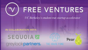 Free Ventures | Support Cal's Student Entrepreneurs