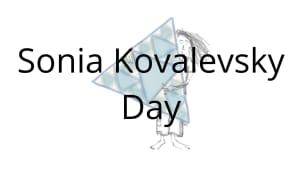 Sonia Kovalevsky Day 2021