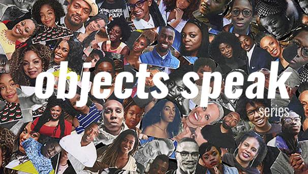 objects speak series Image