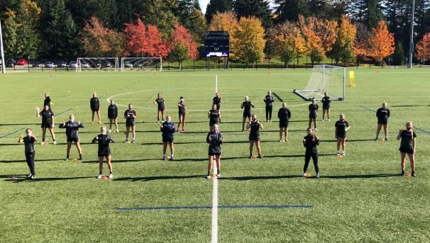 WWU Women's Soccer 2021 Image