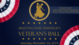 2019 Salute to Service Military Veterans Ball