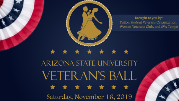 2020 Salute to Service Military Veterans Ball Image
