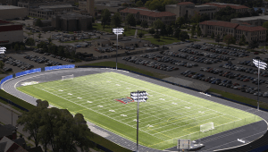 Athletic Village Renovations-Field Lighting