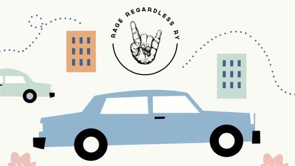 Rage Regardless Ry Parking Campaign Image