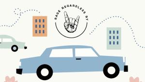 Rage Regardless Ry Parking Campaign