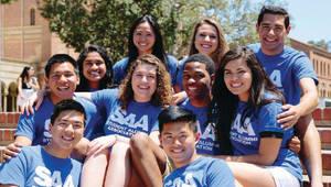Student Alumni Association (SAA) Campaign