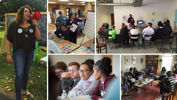 Civic Engagement & Service-Learning Image