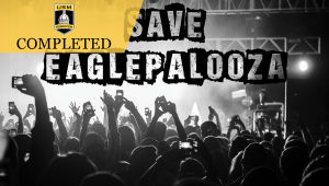 Save Eaglepalooza!
