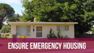 Emergency Student Housing Fund