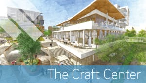 Support Our Reenvisioned Craft Center