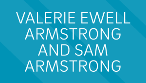 Team Valerie Ewell Armstrong and Sam Armstrong