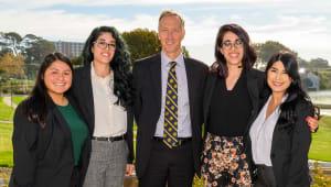 Gevirtz School: Community Fellows Initiative Match
