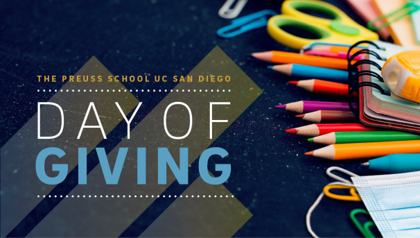 The Preuss School Day of Giving Image
