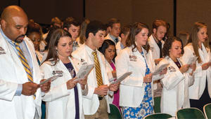 School of Medicine Greenville White Coat Society