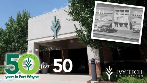Celebrating 50 years in Fort Wayne! Image