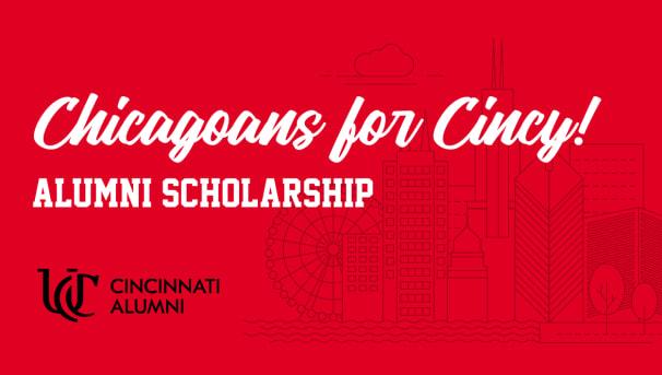 Chicagoans for Cincy! Alumni Scholarship Image