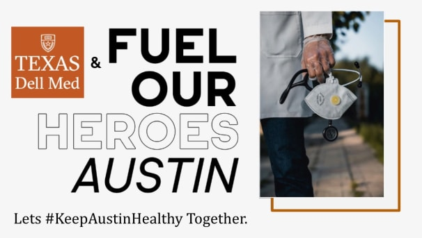 Fuel Our Heroes Austin Image