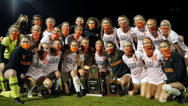 Support Our Student-Athletes - Women's Soccer Image