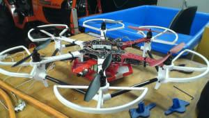 Aero International Aerial Robotics Competition Team