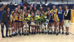Volleyball Mountain West Global Challenge