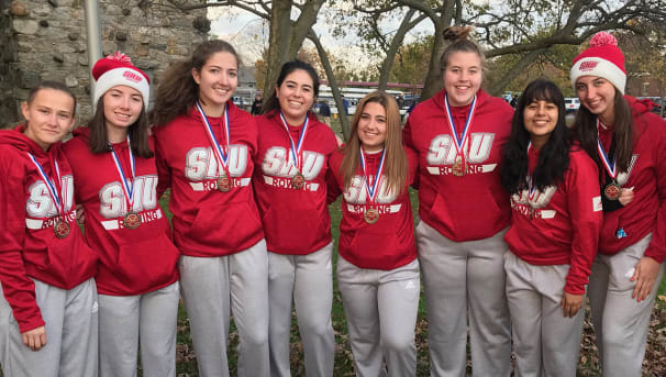 Support SHU Women's Rowing   Friends & Family Image