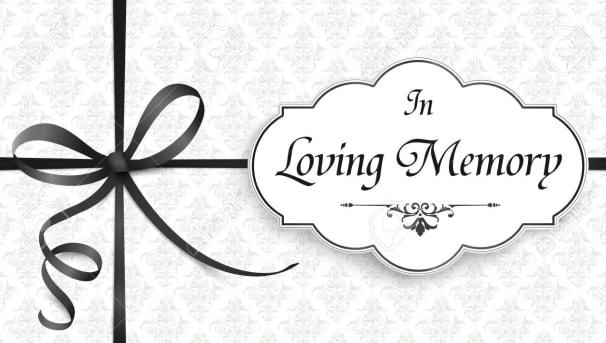 In Loving Memory of Mrs. Catherine Gelhaus Image