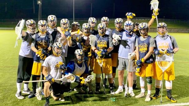 MCLA Men's Lacrosse Image