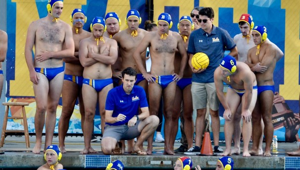 Funding the Future- UCLA Men's Club Water Polo Image