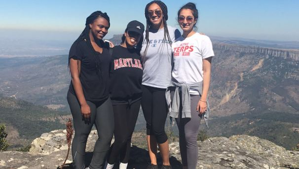 Help Students Study Abroad in South Africa Image