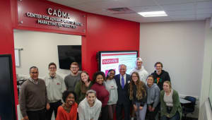 Support Ball State University's Digital Marketing Program