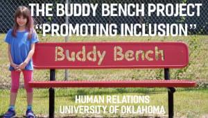 Buddy Bench Book!