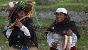 The Archive of the Indigenous Languages of Latin America