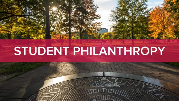 Student Philanthropy Image
