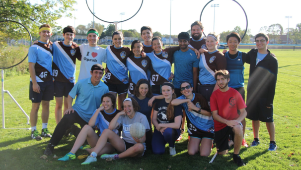 Tufts Quidditch Trip to US Quidditch Cup 11 Image