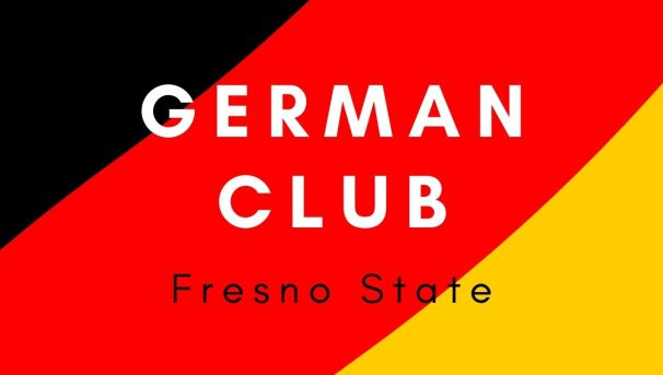 Hallo! Please Support the Fresno State German Club! Image