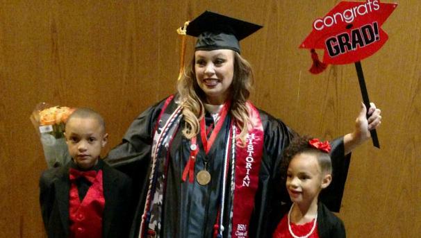 Kharisma James Legacy Scholarship Award Image
