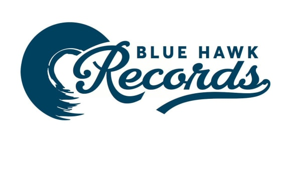 Blue Hawk Records Launch Image